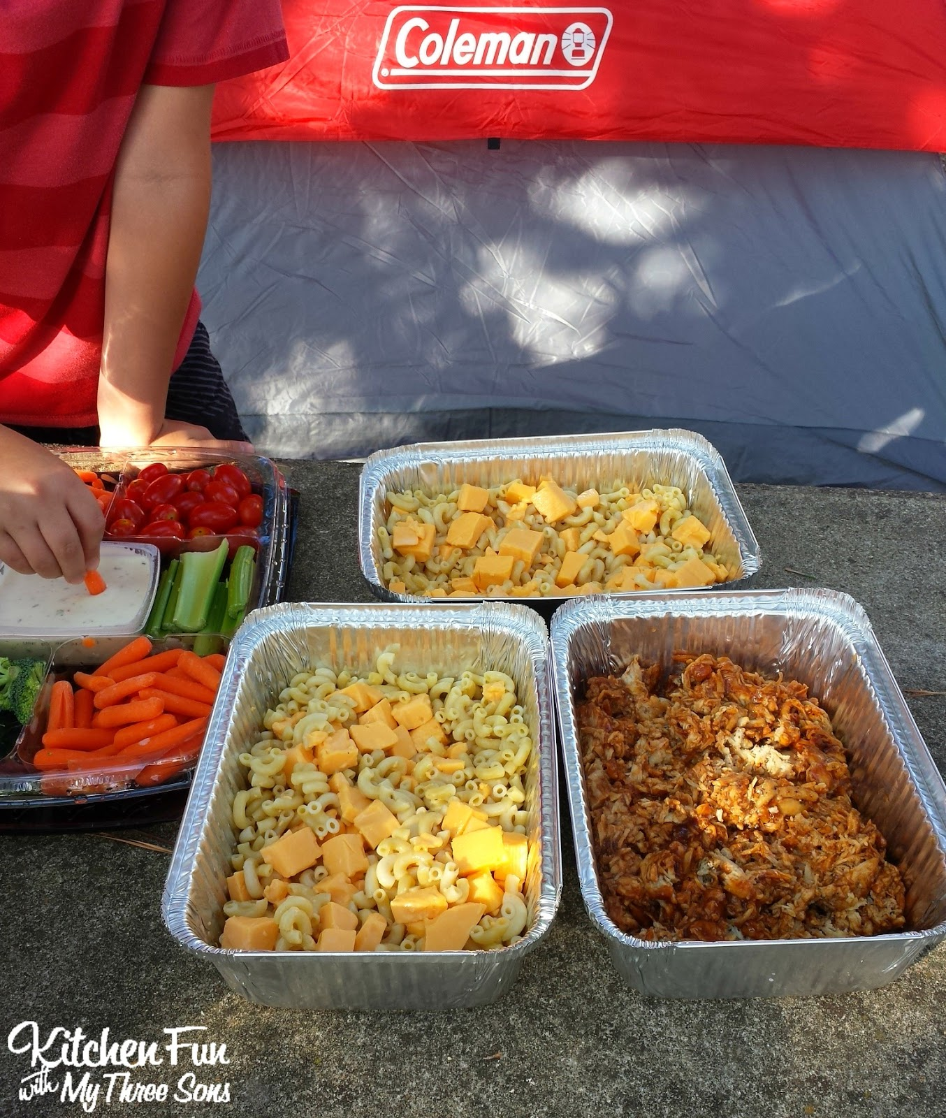 11 Quick And Easy Camping Recipes: Fun Camping Ideas For Kids. Camping Recipes And Fun
