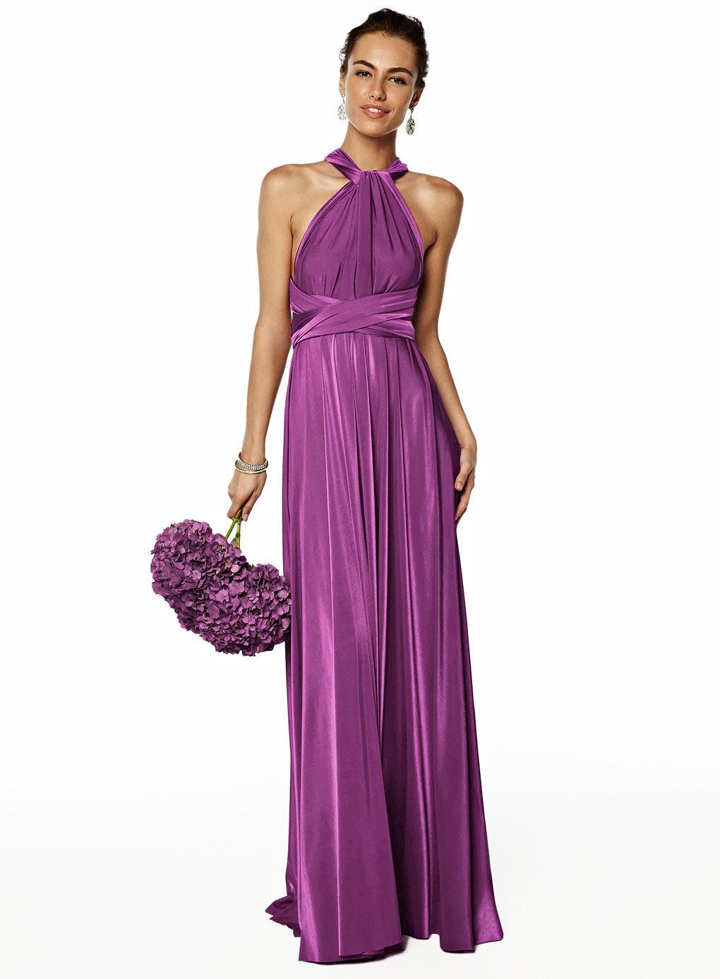Awesome Bhs Purple Bridesmaid Dresses Vignette - Wedding Dress Ideas ...