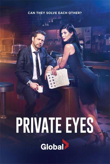 Private Eyes Temporada 2 Completa [HD 720p] [Latino] [MG+]