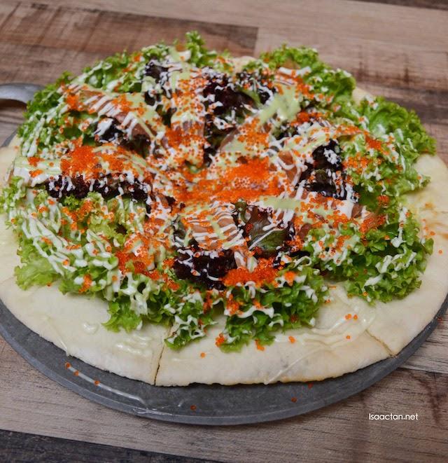 Sake San Pizza - RM34