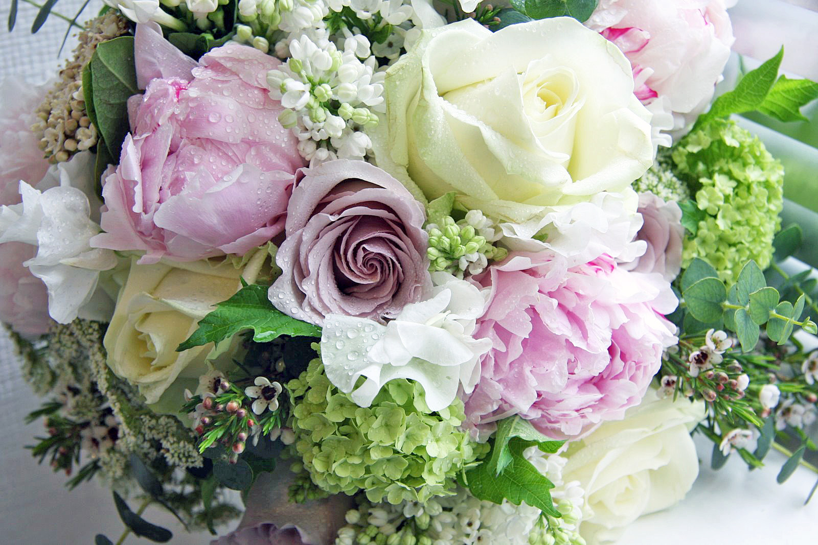 Свадебные букеты из пионов: фото красивых букетов из пионов