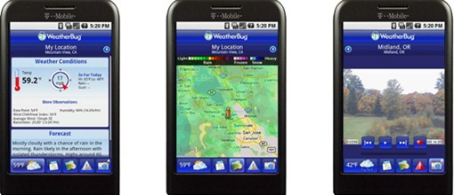 best weather data application for android