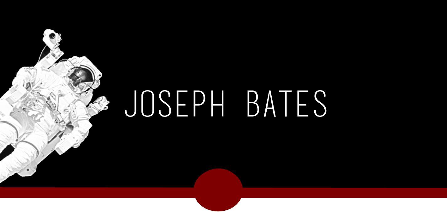 joseph bates - writer