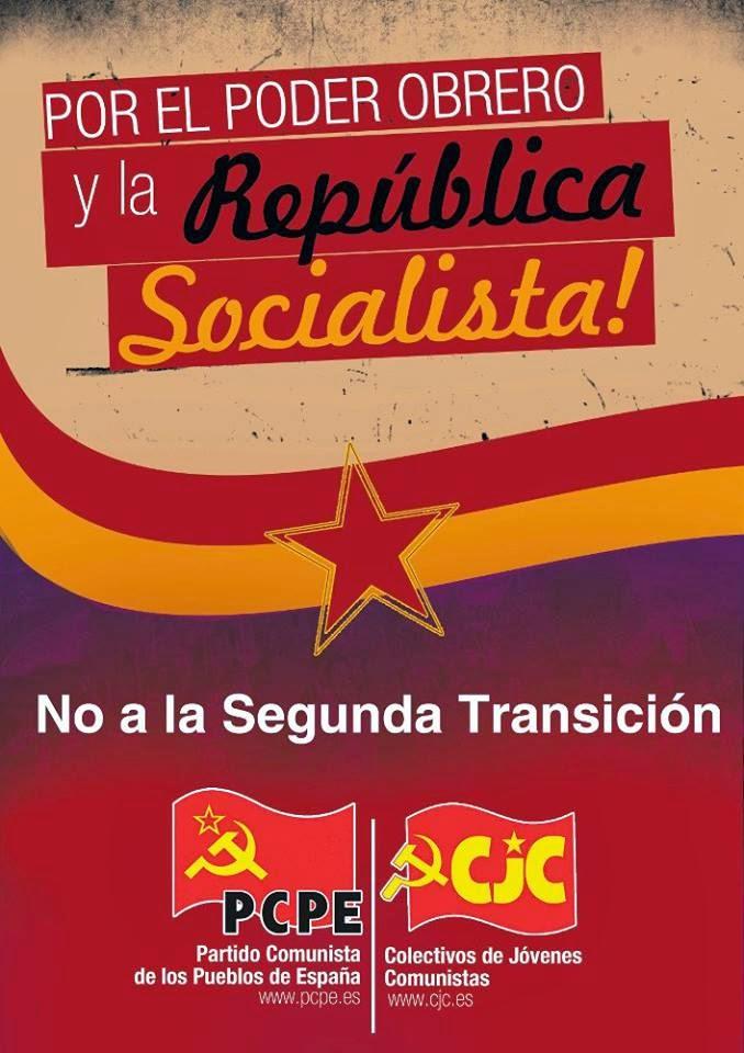 NO A LA SEGUNDA TRANSICIÓN