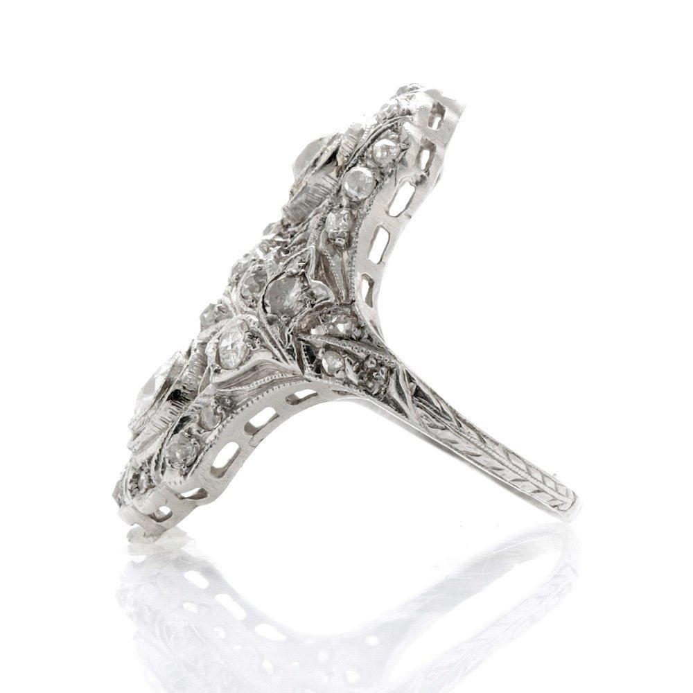 Design Wedding Rings Engagement Rings Gallery Unique Antique Solitaire Diamo