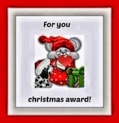 Βραβείο της φίλης Woman In Blogs