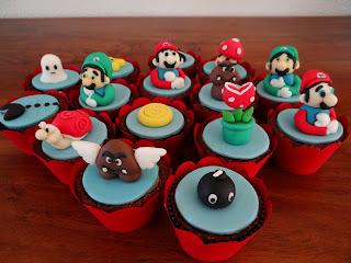 Turma do Mário Bros!!
