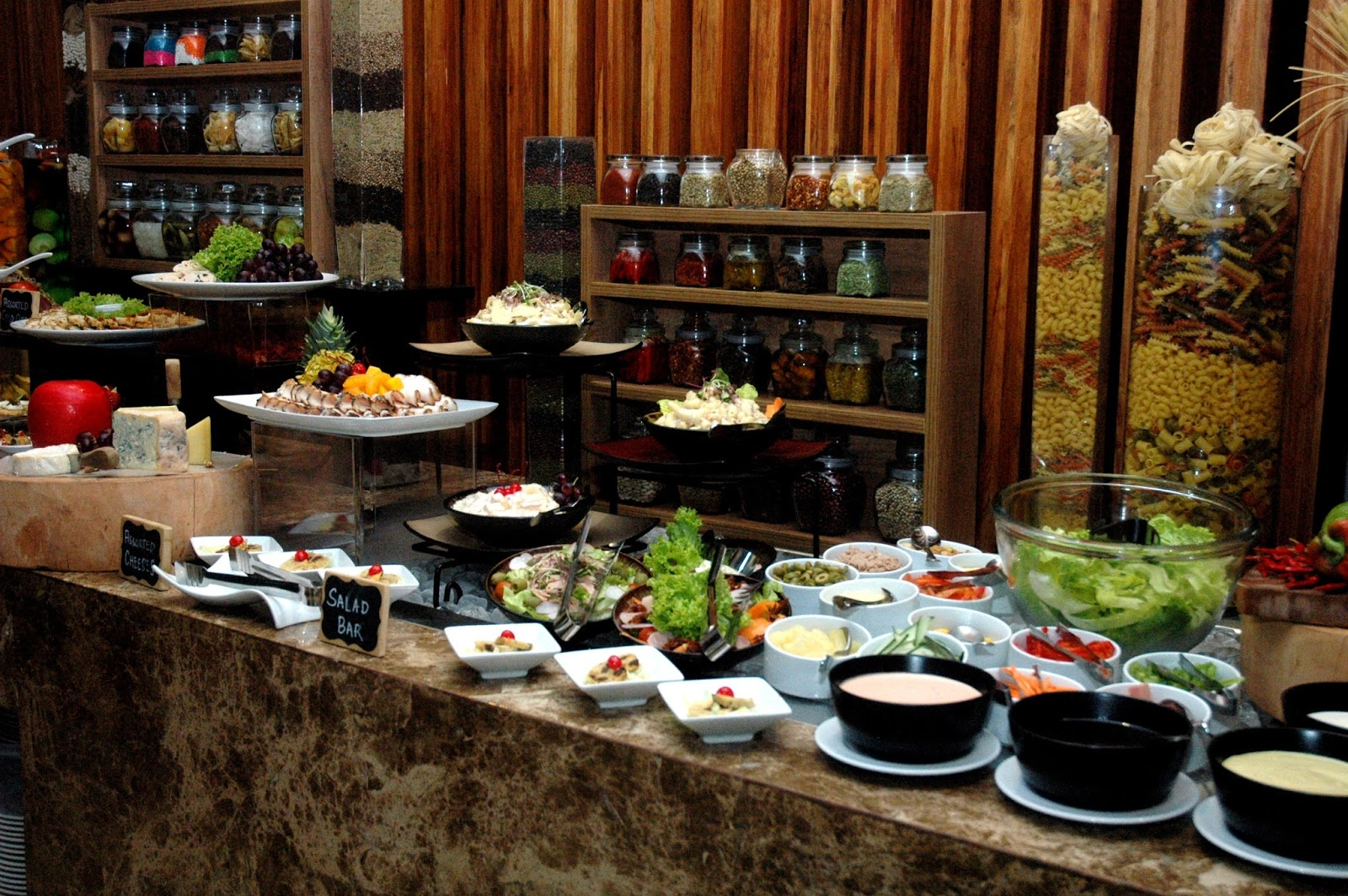 Cafe Spice Buffet Hours