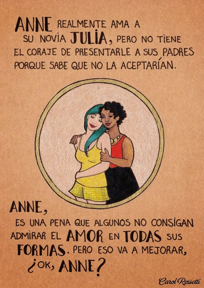 ANNE: EL AMOR NO TIENE UNA SOLA FORMA