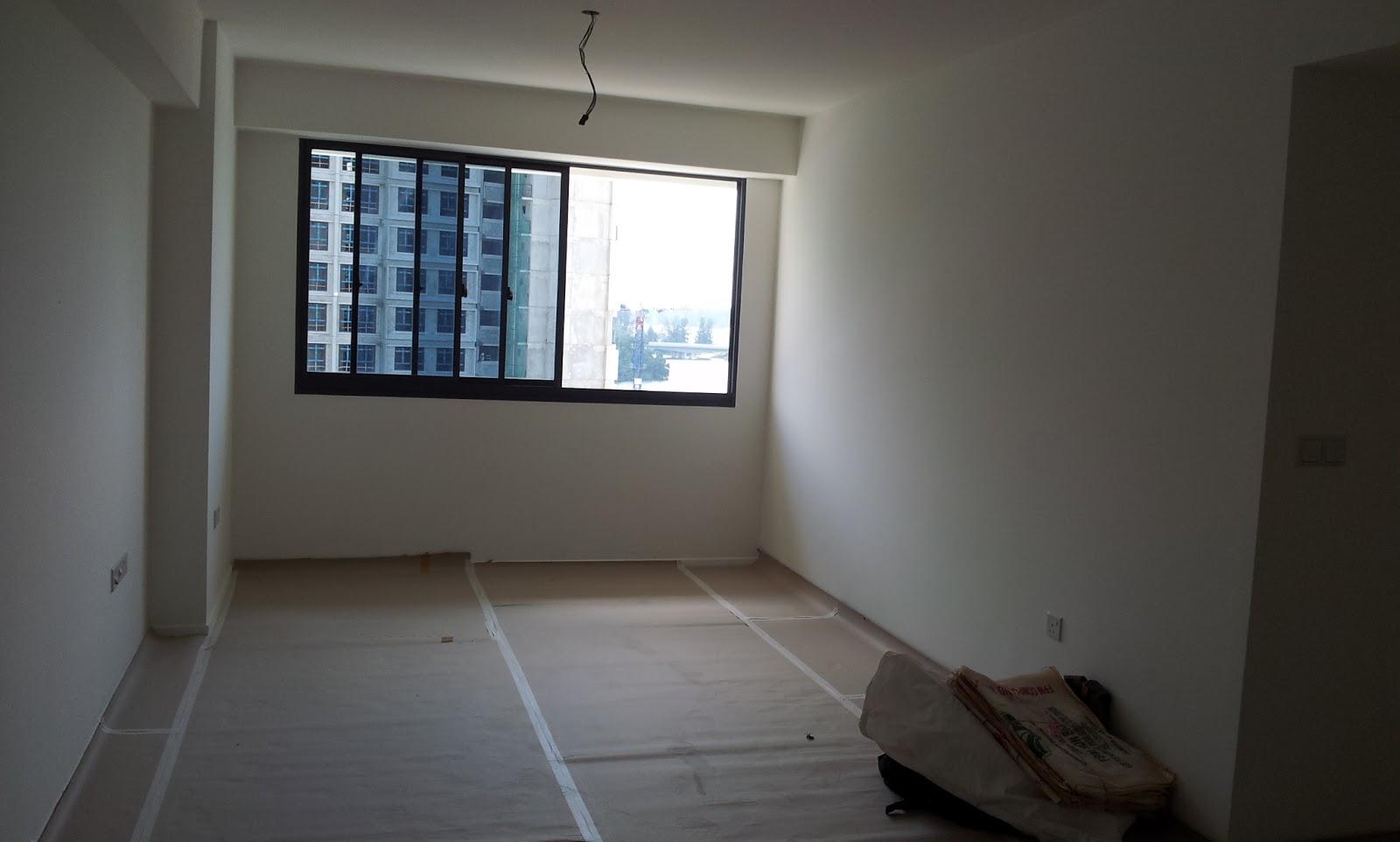 88uranus88 interior of a waterway terraces i 4 room unit for Waterway terrace 2