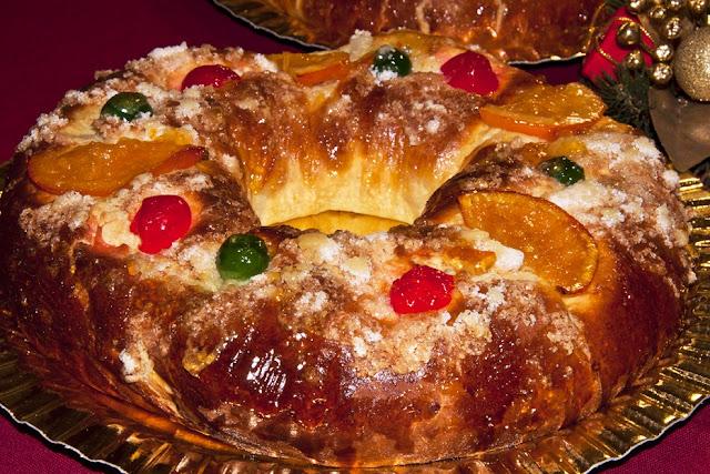 Roscón de Reyes Receta Thermomix