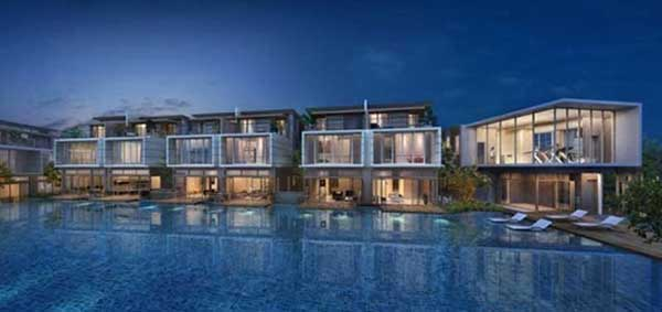 Whitley Residences Pool