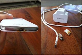 Cara Mencegah Baterai Smartphone Membesar/Meledak