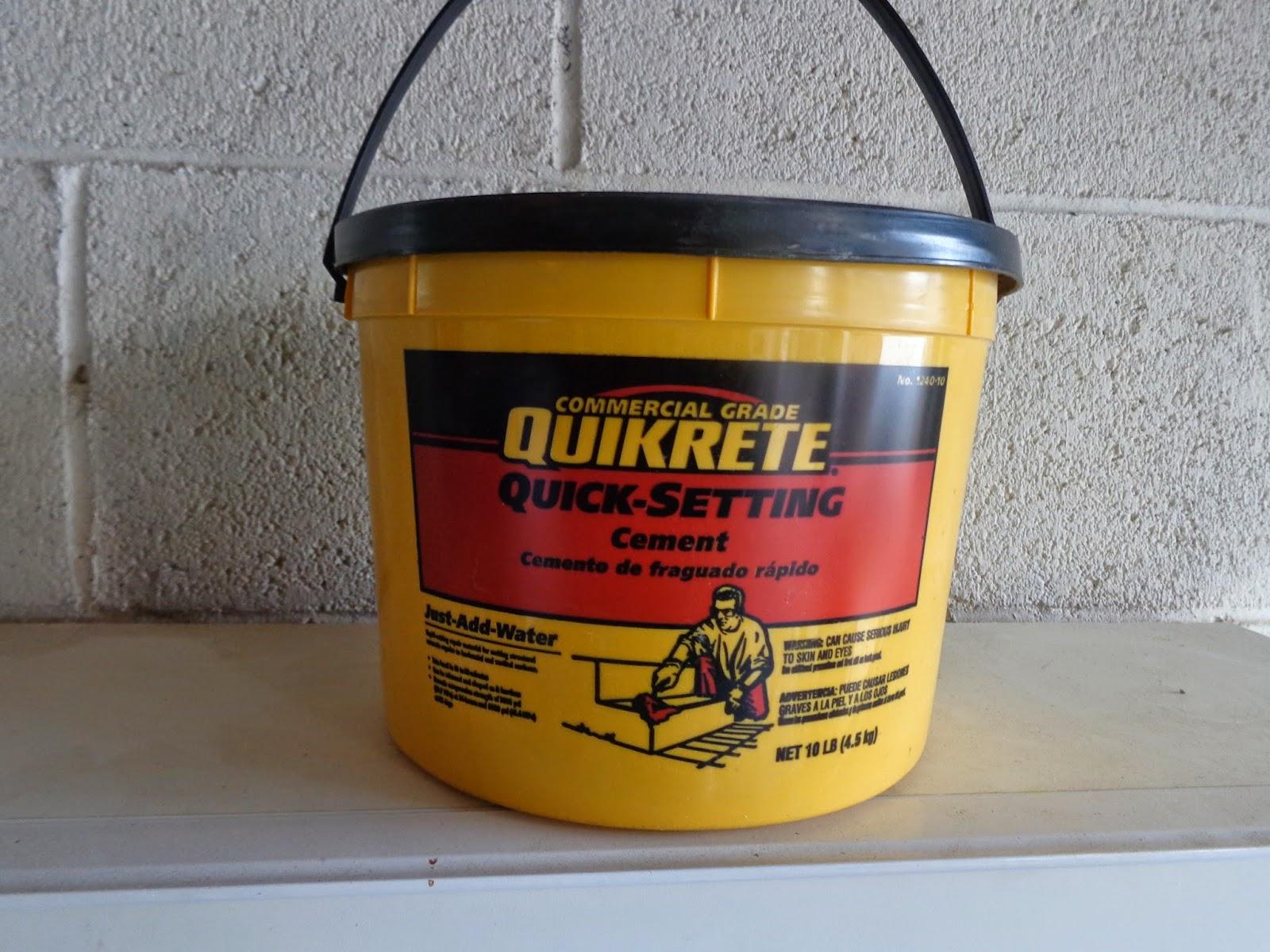 Quikrete