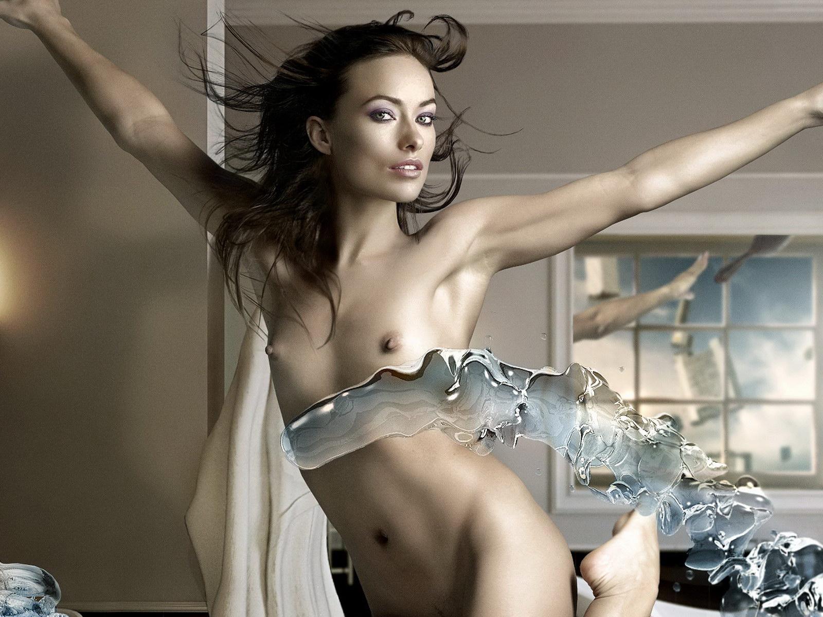 Эротическая актриса оливия 16 фотография