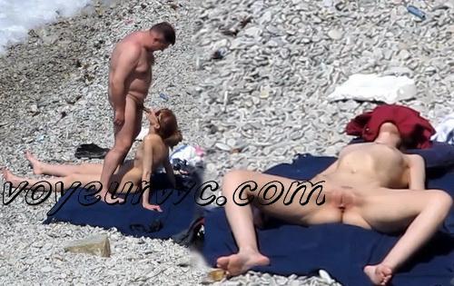 BeachHunters Sex 16871-16992 (Nude Beach Sex Voyeur)