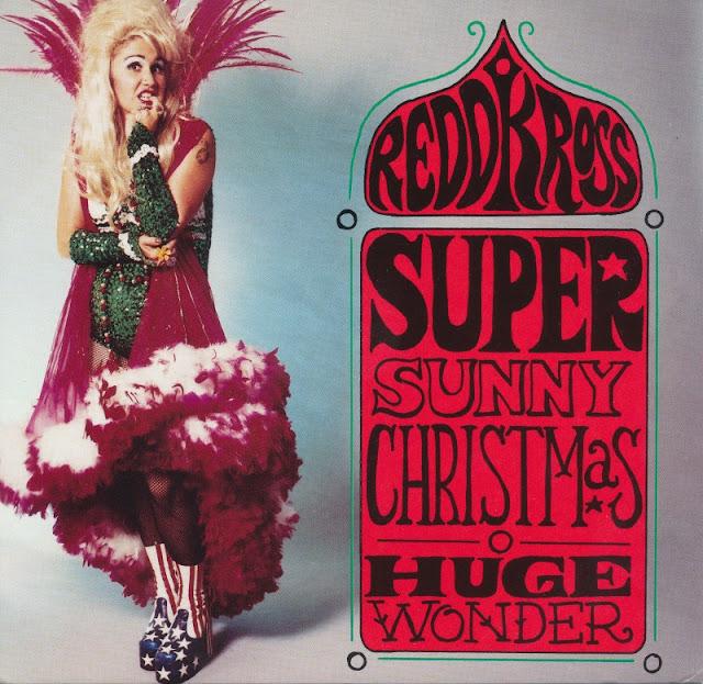 disco REDD KROSS - Super sunny christmas