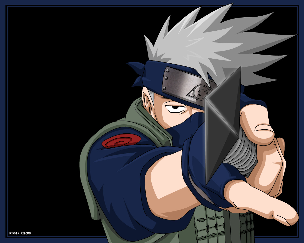 Great Kakashi Shuriken Naruto Shippuden Wallpapers | Naruto Shippuden ...