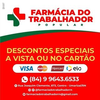 FARMÁCIA DO TRABALHADOR POPULAR