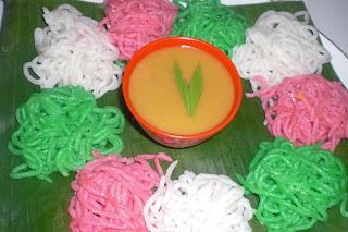 Resep Putu Mayang Kue Tradisional Jawa Tengah