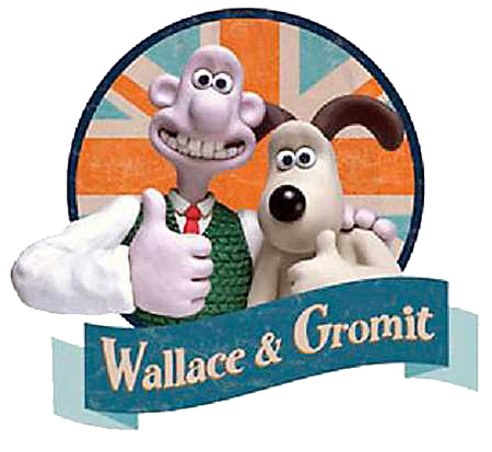 wallace and gromit candc 1 Wallace and gromit the wrong trousers chapter 1 this is the first of a series of printables on the chapters of the wrong trousers, by wallace and gromit.