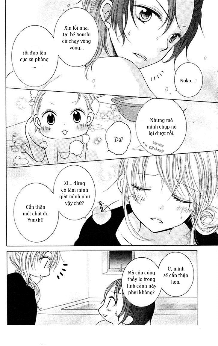 Papa to Mama Hajimemashita chap 2 - Trang 17