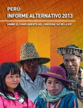 Perú: Informe Alternativo 2013