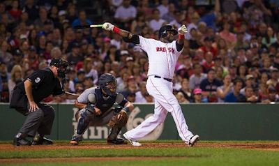 David Ortiz Now Just 15 Shy Of 500 Home Runs