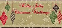 HOLLY JOLLY CHRISTMAS CHALLENGE BLOG