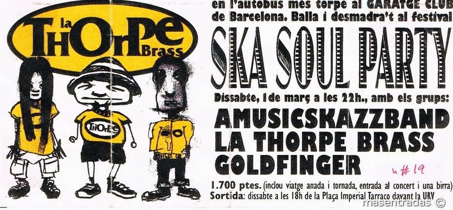 entrada de concierto de la thorpe brass