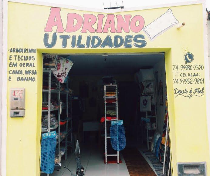 Adriano Utilidades em Umbuzeiro