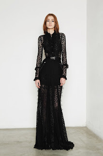 black Long Maxi dresses 2013