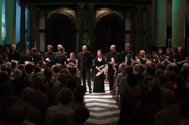 Klara live op Laus Polyphoniae