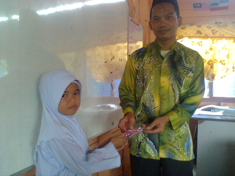 MURID TERBAIK SAINS 2013 UJIAN 1 TAHUN 4