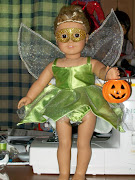 . and now your American Girl doll can with this Tinkerbell Costume!