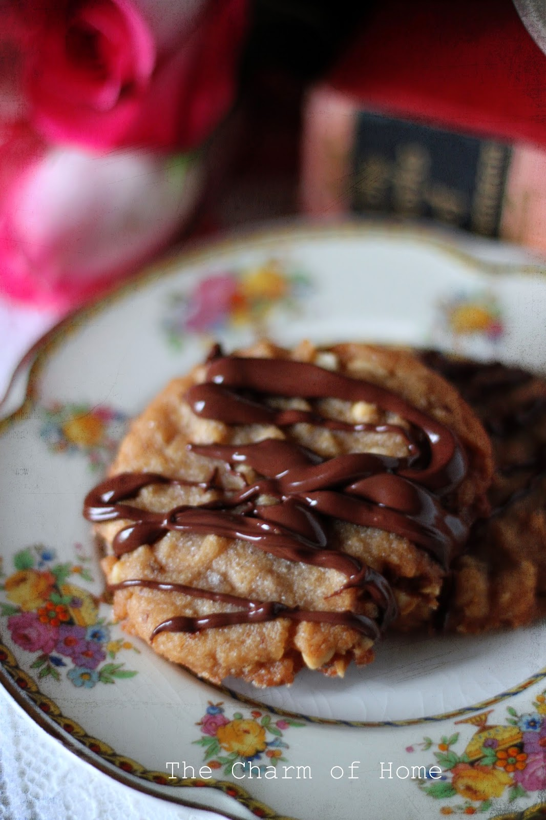 Easy Peanut Butter Cookies, The Charm of Home