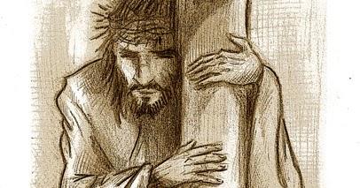 Resultado de imagen de la cruz a cuestas