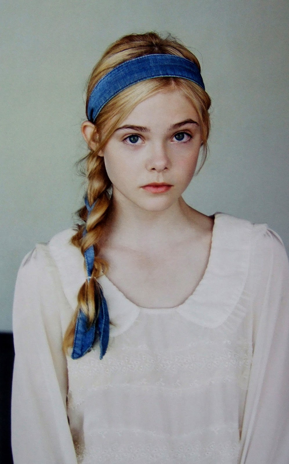 Long hair ribbons beautiful hair style tional fans for Elle elle