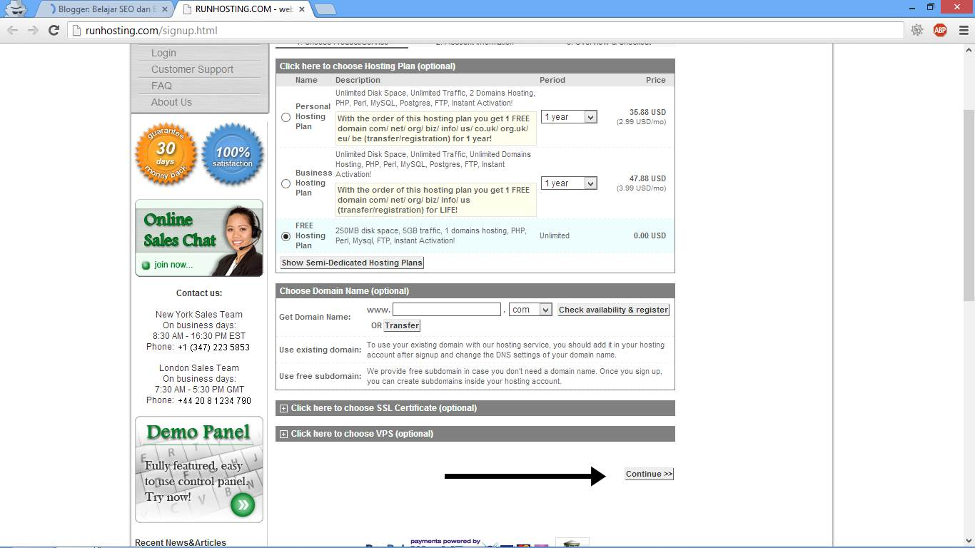 Cara Membuat Website Gambar 1