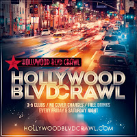Saturday LA Club Crawl Hollywood