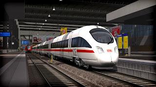 Screenshot 1 Train Simulator 2015 - SKIDROW
