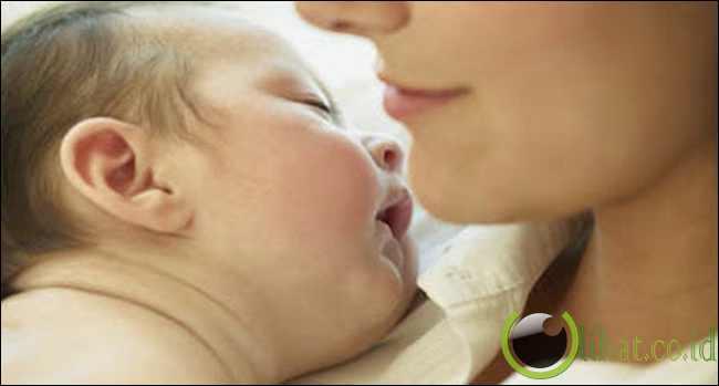 Ibu dan Anak Berbaur Dalam Otak