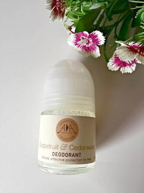aa skincare deodorant