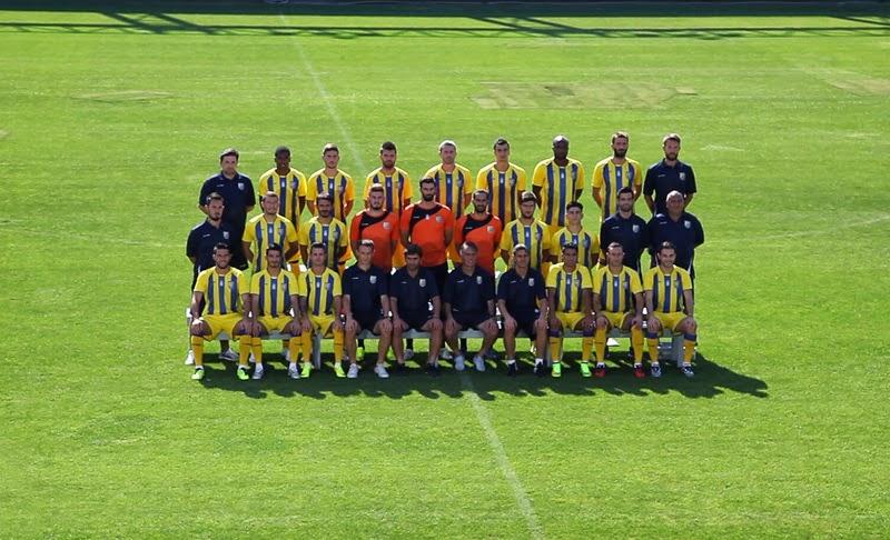 Panetolikos 2014-15