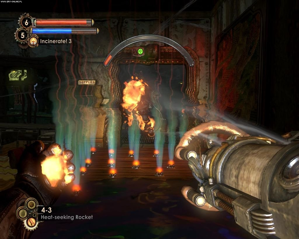 BioShock 2 Black Box Game Blackbox