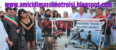 Massimo Troisi Salina Il postino Maria Grazia Cucinotta