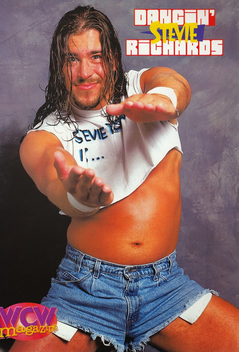 WCW: Stevie Richards