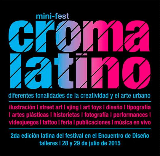Croma Latino - Encuentro Latinoamericano de Diseño UP