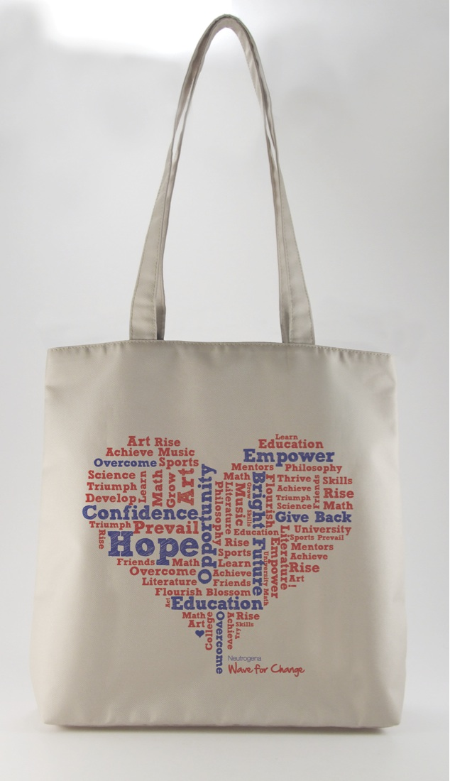 ... & Clear or Neutrogena products at Target, get a cute tote bag FREE