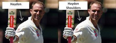 Mathew Hayden